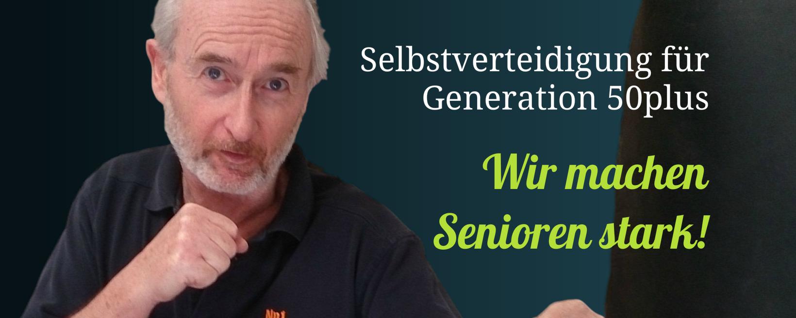 Wir machen Senioren stark!